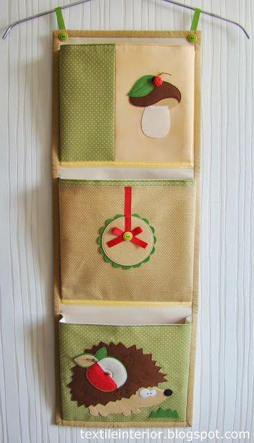 textileinterior: ЕЖЕмания :)
