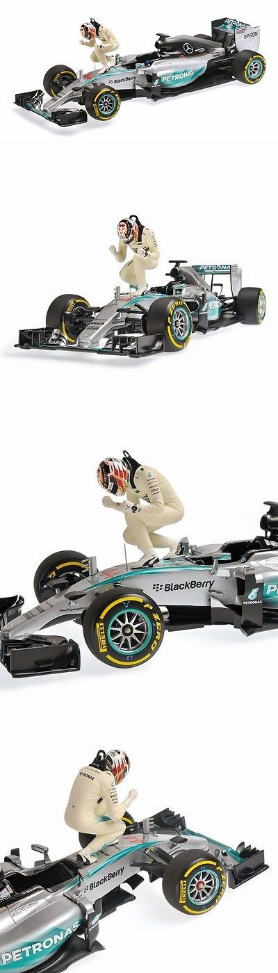 Formula 1 Cars 180270: 2015 Mercedes Lewis Hamilton F1 Team W06 By Minichamps Diecast Model -> BUY IT NOW ONLY: $219.95 on eBay!