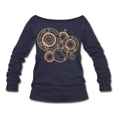 River Song Sweatshirt - WANT!!