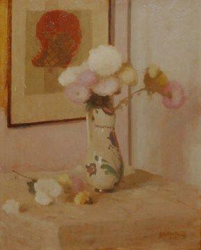 Ipolit Strâmbu  - Vas cu flori2