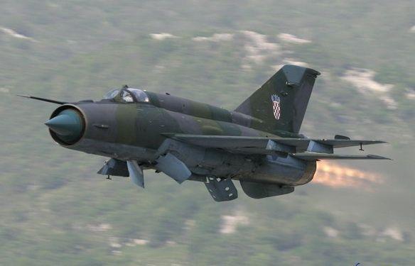 "Bulgarian Air Force MiG-21Bis ""Fishbed"""