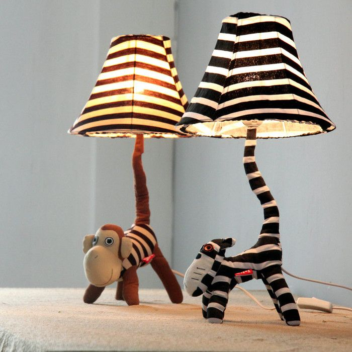 Cheap Lamp, Buy Quality Lamp Lamp Shades Directly From China Lamp Material  Suppliers: Cartoon Cute Children Creative Table Lamp Bedroom Bedside Lamp  ...
