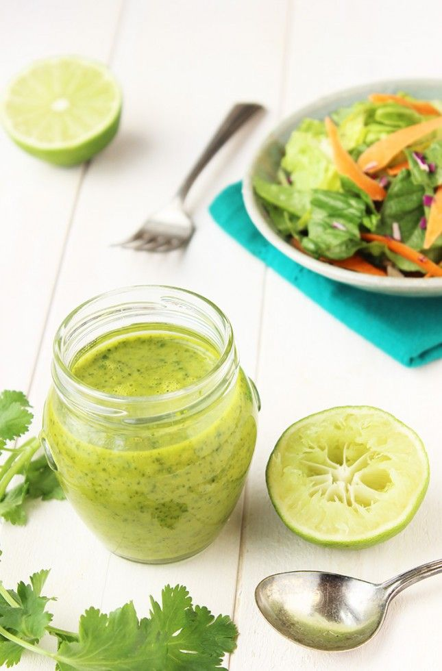 12 Salad Dressings You Should Definitely Make Yourself | Brit   Co.