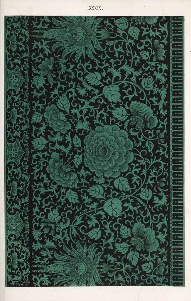Chinese fabric patterns - photo#48