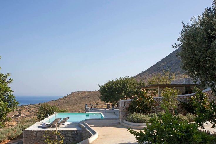 Luxury Villa Onor, in #Mani, #Greece