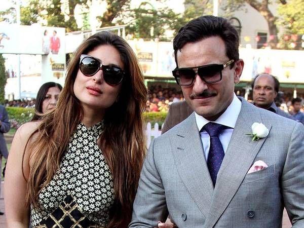 Saif Ali Khan - Kareena Kapoor deny sex determination test