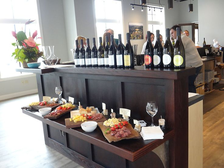 Commercial Wine Tasting Room Design | evening land tasting room dundee evening land tasting room dundee
