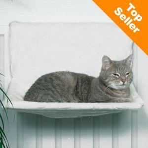 Trixie de Luxe - Hamac de radiateur pour chat - zooplus