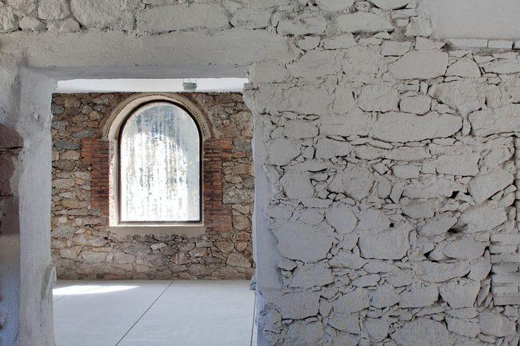 g+f arquitectos, Miguel de Guzmán · Centro de Interpretación del Monte Abantos, San Lorenzo del Escorial · Divisare