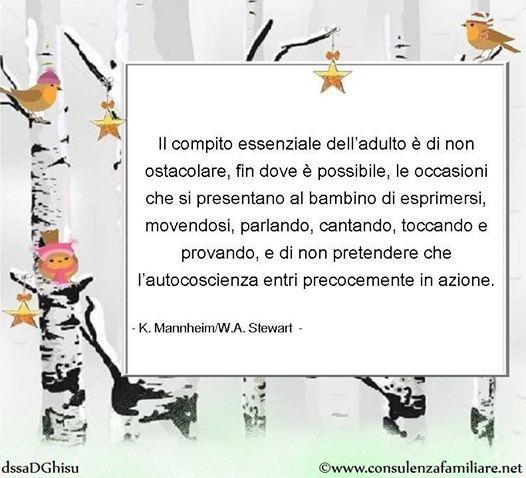 E' compito dell'adulto favorire l'espressione del #bambino.  #educazione #figli #crescita #infanzia #puerperio #genitore #psicologiadellinfanzia #mamme #bambini #famiglia #papà #consulenzagenitoriale #psicopedagogia #dssaDGhisu