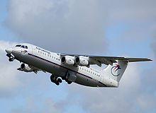 British Aerospace 146 - Wikipedia