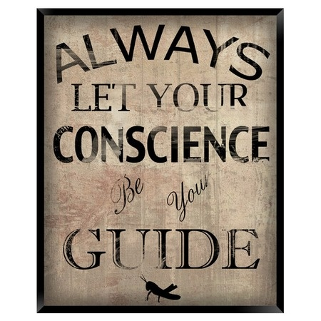 conscience is a better guide to This adult guide to conscience is widely used and popular catholic book  amongst the catholic faithful everywhere an examination of conscience  explains the.