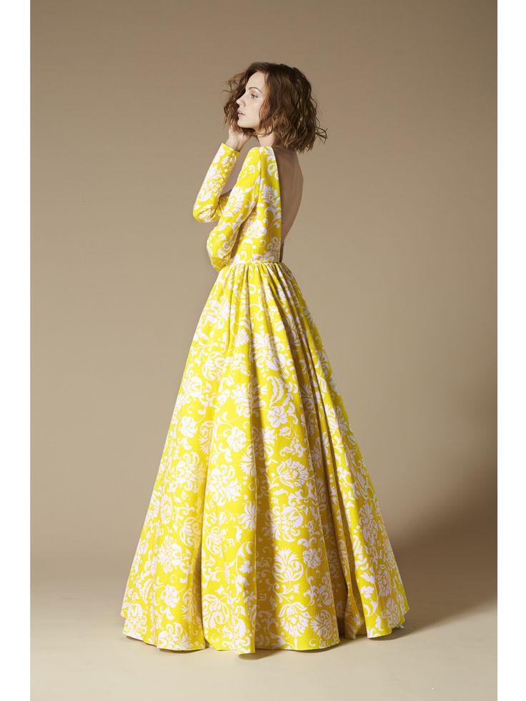 Delphine Manivet. Gontran evening dress #redcarpet