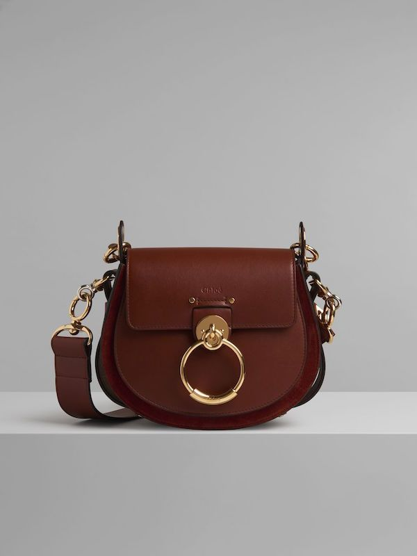 8cab62045a Chloe Sepia Brown Small Tess Bag | Accessorize! in 2019 | Bags ...