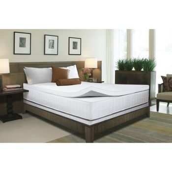 Novaform 174 3 Quot Pure Comfort Memory Foam Mattress Topper