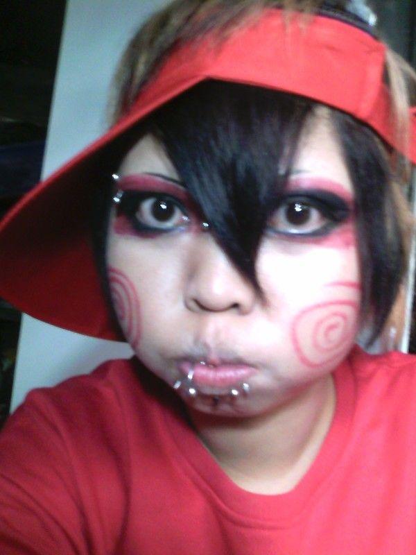 Sendai Kamotsu Fullface cosplay