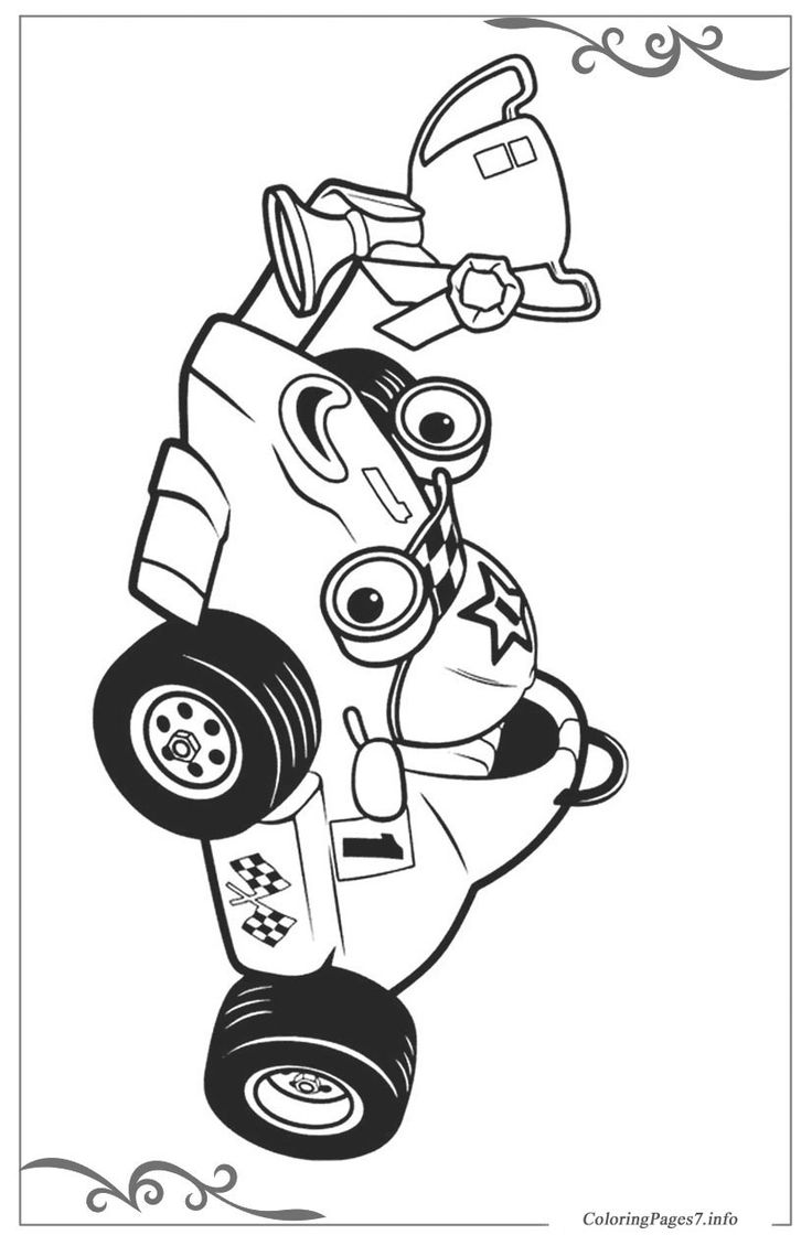 online car coloring pages - photo#45
