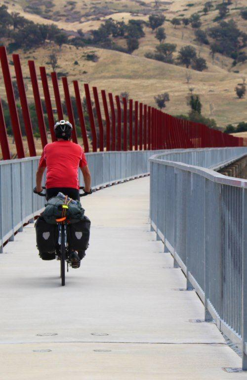 The five best rail trails in Australia: http://cycletraveller.com.au/australia/weekenders/five-best-rail-trails-in-australia #railtrails #bicycletouring