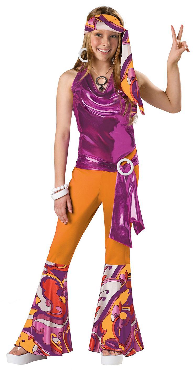 Dancing Queen Tween Costume from BuyCostumes.com