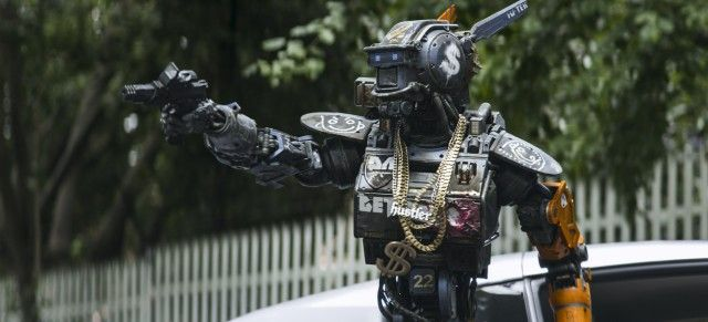 Chappie aims to be Robot Gangster Number One: http://www.dvdizzy.com/chappie-film.html