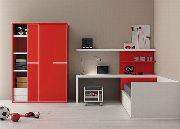 Modern Kids Furniture Ideas from BM