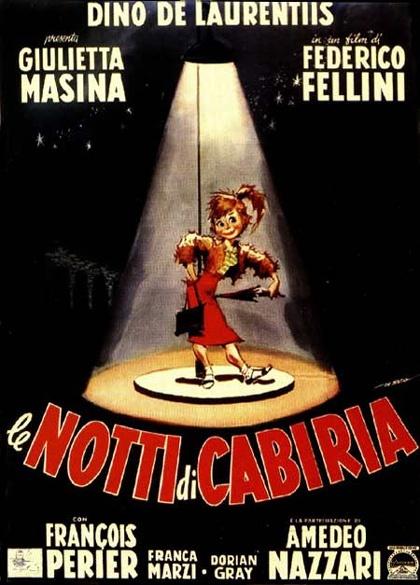 Un film di Federico Fellini. Con Franca Marzi, Giulietta Masina, Amedeo Nazzari, Dorian Gray, François Périer. continua» Drammatico, Ratings: Kids+16, b/n durata 105' min. - Italia 1957.