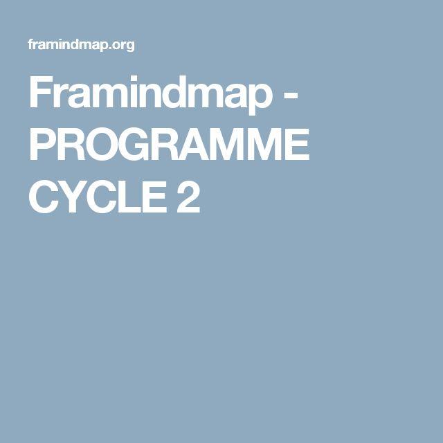 Framindmap - PROGRAMME CYCLE 2