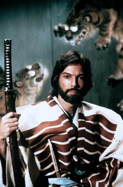 Richard Chamberlain shogun