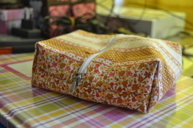 Make my own fabric pouch