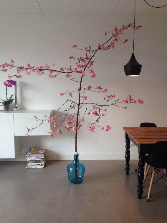 Nog meer bloesem leveranciers...  - Wil jij deze ook in huis hebben? Mail naar masquelle@hotmail  Al vanaf 60 euro!  Mooie roze japanse bloesemboom! Een echte boom met zijden roze bloesem.