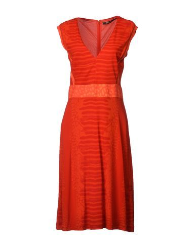 I found this great ROBERTO CAVALLI Knee-length dress on yoox.com. Click on the image above to get a coupon code for Free Standard Shipping on your next order. #yoox