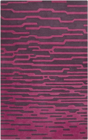 Vibrant And Vivacious Harlequin Collection Rug From Surya