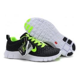 Nike Free 6.0 Spiderman Breathable Mens Black Green
