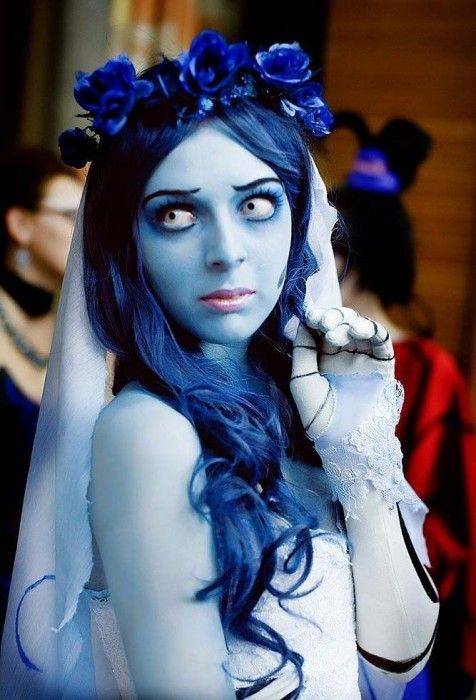 disfraz mujer halloween el cadáver de la nocvia