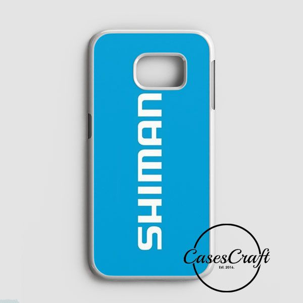 New Shimano Bike Fishing Reel Samsung Galaxy S7 Edge Case | casescraft