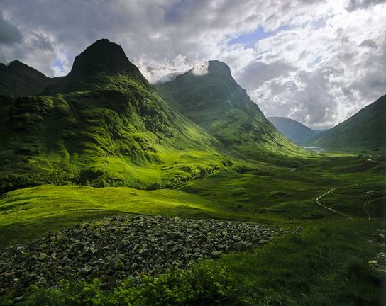 De Tudo: Escócia