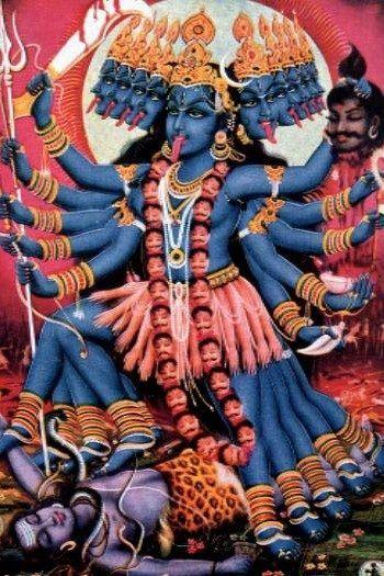 ヒンドゥー教 カーリー