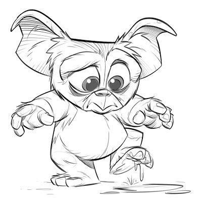P.Cohen Sketch Blog