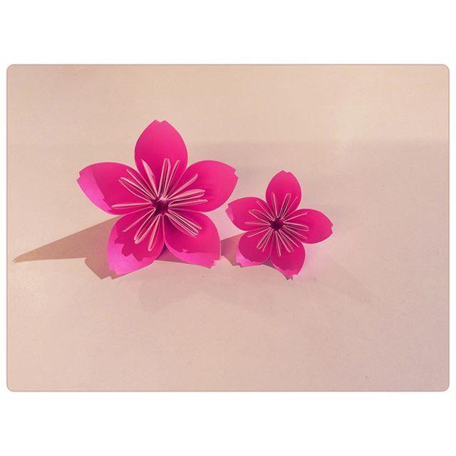 【sakura_s_sinkyu】さんのInstagramをピンしています。 《空き時間に桜整骨•鍼灸院にちなんで、折り紙で桜を折ってみました♪ こんな感じで空き時間を使って可愛く装飾していきたいなと思います(^O^) また新しいのが出来たらUPします!! #京都 #左京区 #宝ヶ池 #整骨院 #鍼灸院 #桜 #骨盤矯正 #美容鍼 #メディカルアロマ》