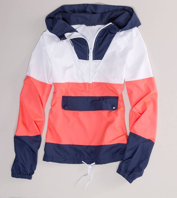 cute windbreaker!