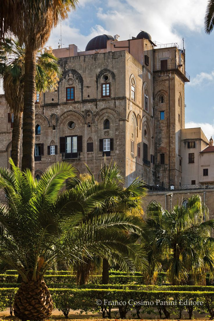 Royal Palace of Palermo, Sicily                                                                                                                                                                                 More