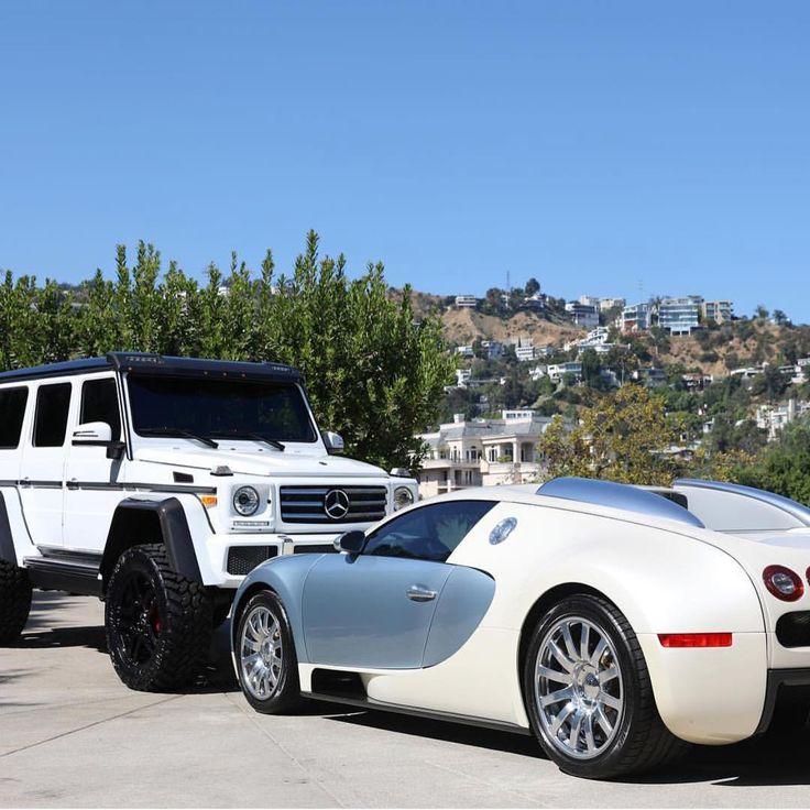 @gatsbyexotics wants to know.. G63 4x4 or Bugatti Veyron?