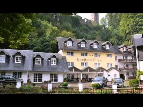 Burghotel Grenzau - Höhr-Grenzhausen - Visit http://germanhotelstv.com/burghotel-grenzau This hotel in Höhr-Grenzhausen is a 5-minute walk from Grenzau Castle ruins and a 15-minute drive from Koblenz. It features free Wi-Fi in all areas and a traditional restaurant. -http://youtu.be/norqD5hmyXM