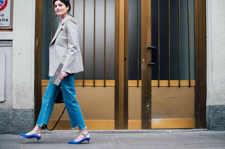 Milan fashion week 2017 streetstyle