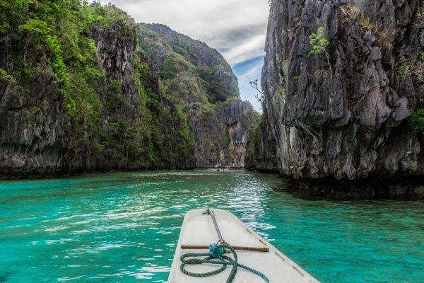 Big Lagoon - Island Hopping el Nido - Palawan, Philippines -  Tour A