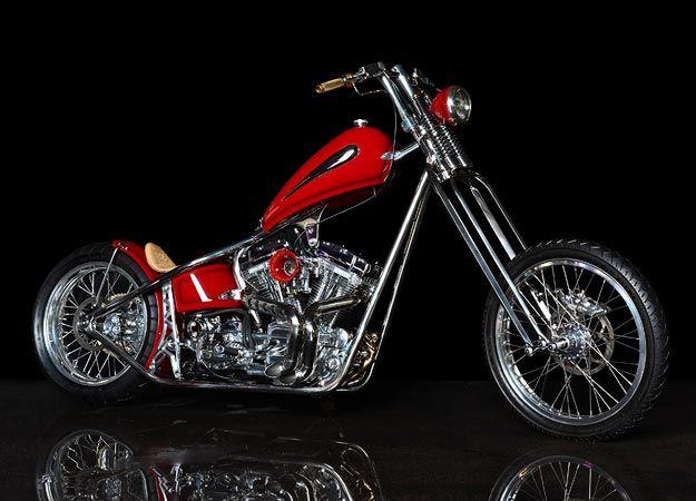 Chopper Live Build Off 2011: Jesse James Final Bikes