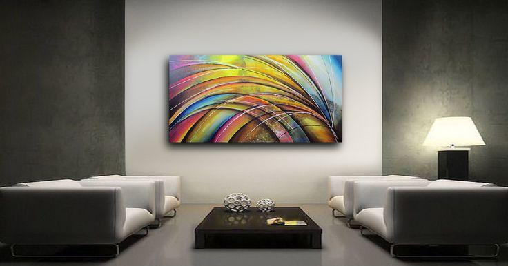 Quadros Decorativos Abstratos 140x70cm QB0023 Modelo  QB0023 Condição  Novo  Quadros Decorativos Abstratos Britto - Decoração e design, sempre buscando fazer uma pintura única, exclusiva e incomum com muita originalidade. Quadros abstratos para sala de estar e jantar, quarto e hall. Decoração original e exclusiva você só encontra aqui ;) http://quadrosabstratosbritto.com/ #arte #art #quadro #abstrato #canvas #abstratct #decoração #design #pintura #tela #living #lighting #decor