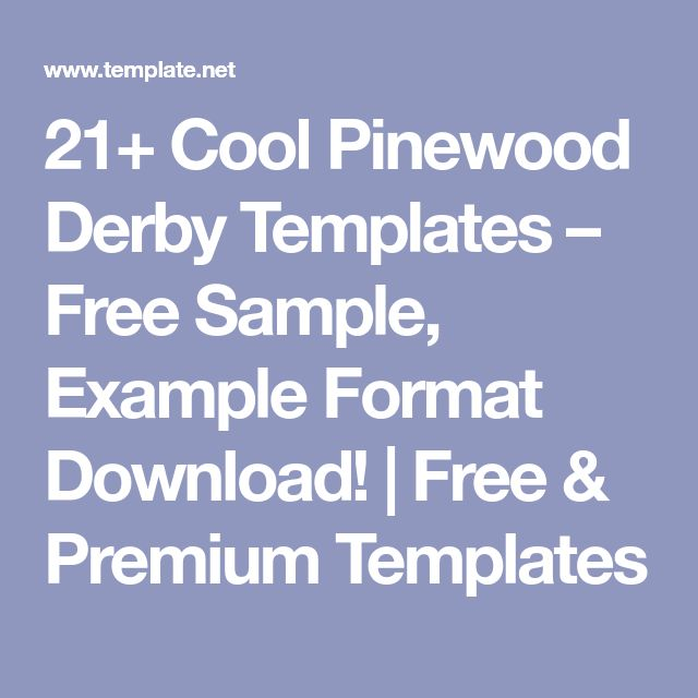 Best 25+ Pinewood derby templates ideas on Pinterest Pinewood - pinewood derby template