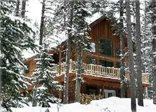 Montana Vacation Rental By Owner Listing 35554 Cabin In Cooke City From VRBO