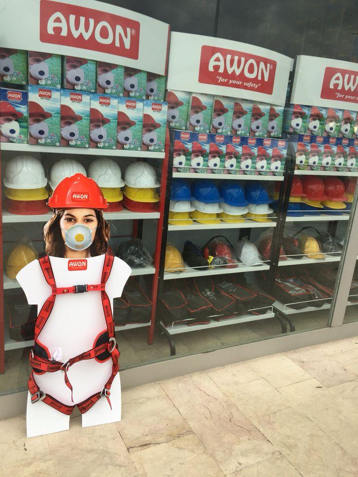 Awon Safety manken
